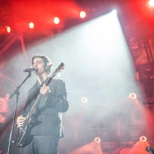 Fête de la fédération Wallonie Bruxelles concert chanteur