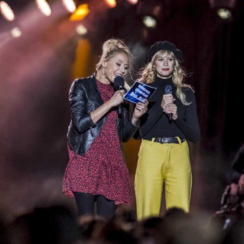 Fête de la fédération Wallonie Bruxelles interview chanteuse