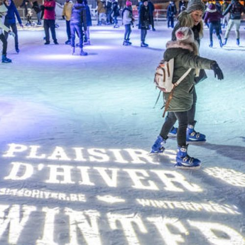 Plaisirs d'hiver événement